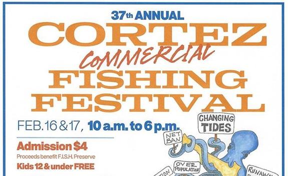 37th Annual Cortez Commercial Fishing Festival in Cortez, FL
