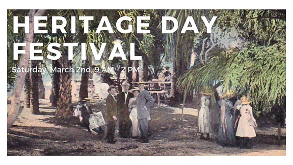 Annual Heritage Day Festival and Settler's Market on Anna Maria Island, FL