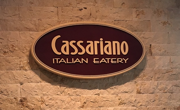Delicious Italian Dinner at Cassariano — Sarasota, FL