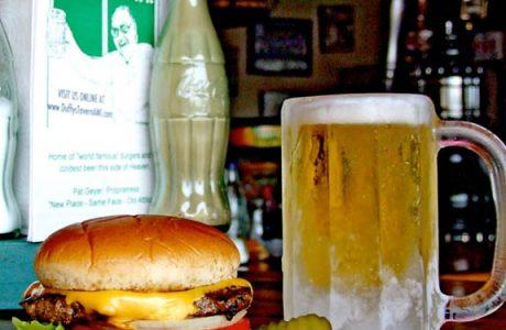 World's Best Burger Is On Anna Maria Island, FL