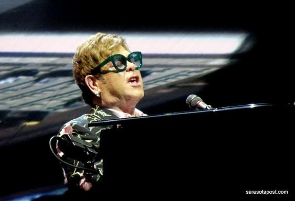 Elton John 'Makes It Up' to Orlando's Amway Center