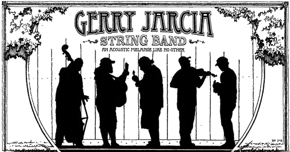 Jam With The Gerry Jarcia String Band at Fogartyville in Sarasota, FL