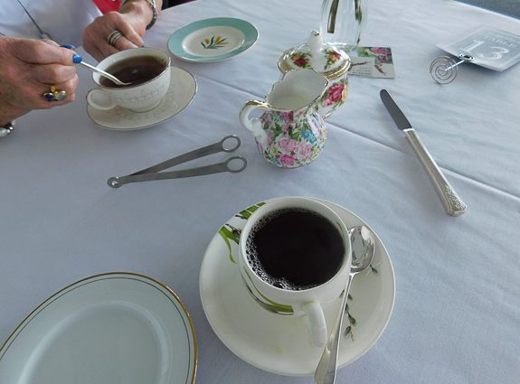 Royal High Tea With A View - Mote Aquarium In Sarasota, FL