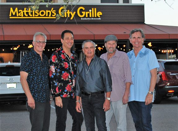 Klick Band Celebrates 100th Show Anniversary at Mattison's Riverwalk Grille