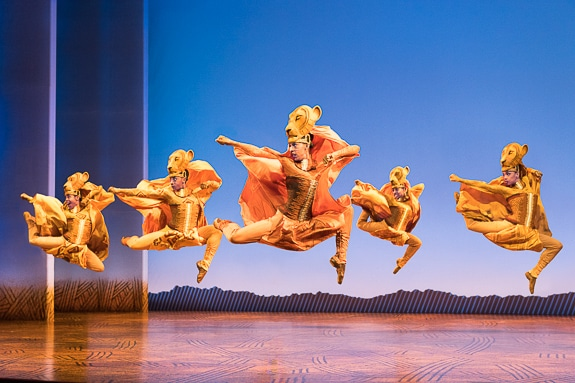 "Everything is ""Hakuna Matata"" at Sarasota's Van Wezel Performing Arts Center"