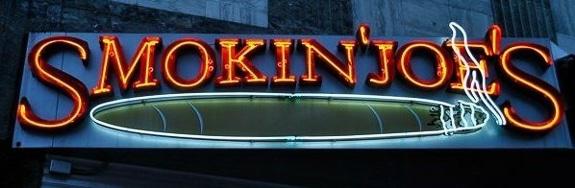 Smokin Joes has Bar Beats Bingo in downtown Sarasota, FL