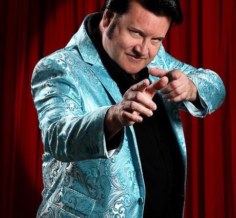 Elvis Impersonator, Peter Alden, Entertains At Tarpon Bay Grill & Tiki In Sarasota, FL