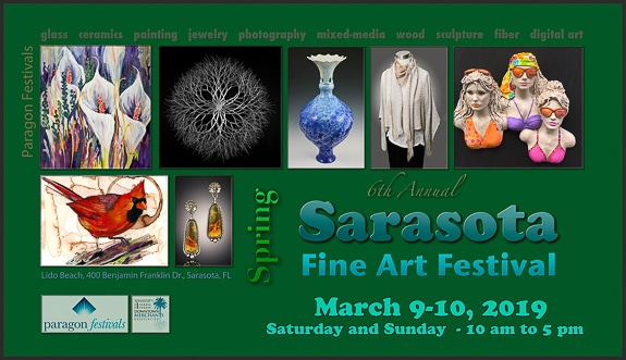 6th Annual Spring Fine Art Festival in Downtown Sarasota