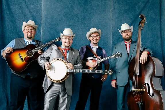 IBMA Emerging Artist Winners The Po Ramblin' Boys Coming to Sarasota