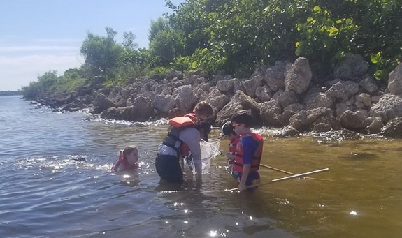 Manatee County Spring Break Junior Ranger Day Camps at De Soto National Memorial in Bradenton, FL