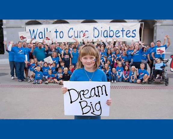 JDRF One Walk will be at Nathan Benderson Park in Sarasota, FL