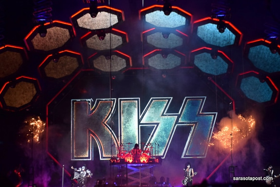 KISS Astonishes In Their Farewell To Tampa At The Amalie Arena