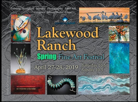 2nd Annual Lakewood Ranch Spring Fine Art Festival In Downtown Lakewood Ranch, FL