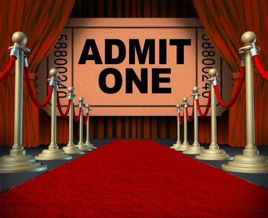 It's Opening Night of the Sarasota Film Festival!