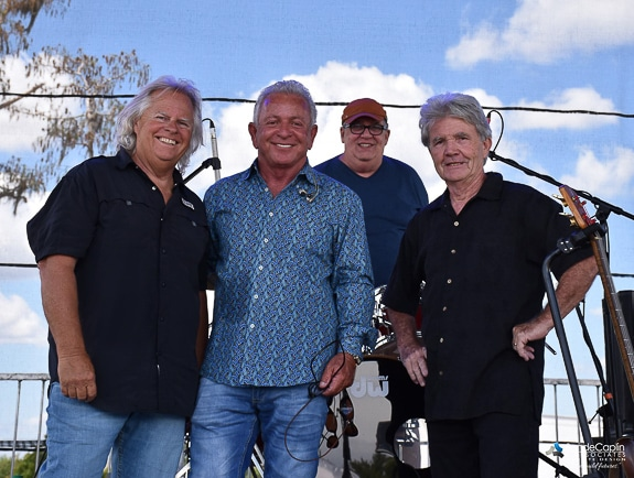 The Billy Rice Band at Mattison's Riverwalk in Bradenton, FL