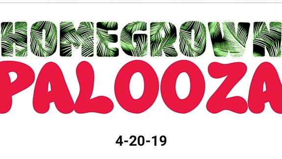 Homegrown Palooza 4-20-19 at the Sarasota County Fairgrounds in Sarasota, FL
