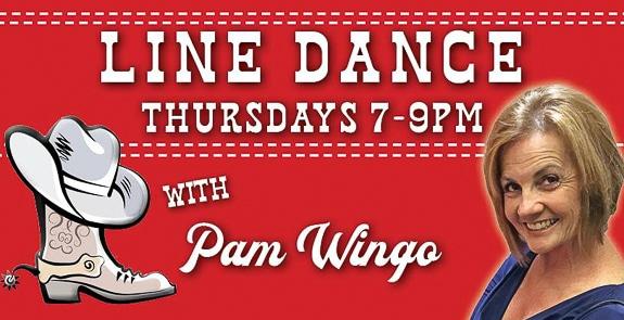 Line Dance with Pam Wingo at Joyland in Bradenton, FL