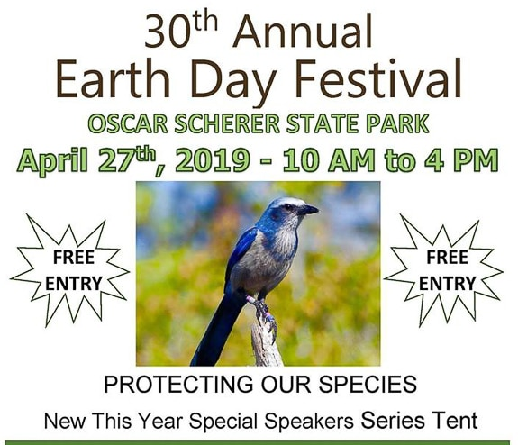 30th Annual Earth Day Festival at Oscar Scherer State Park in Osprey, FL