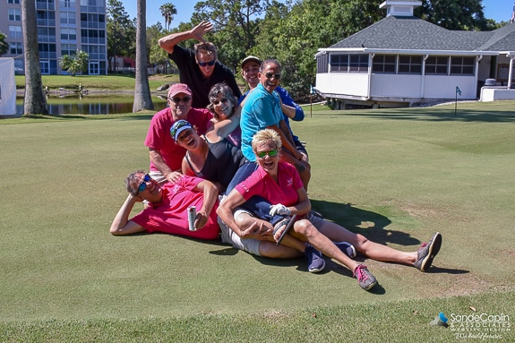 Charity Golf Outing in Bradenton, FL Remembers a Very Special Lady & Raises Over $13,000!