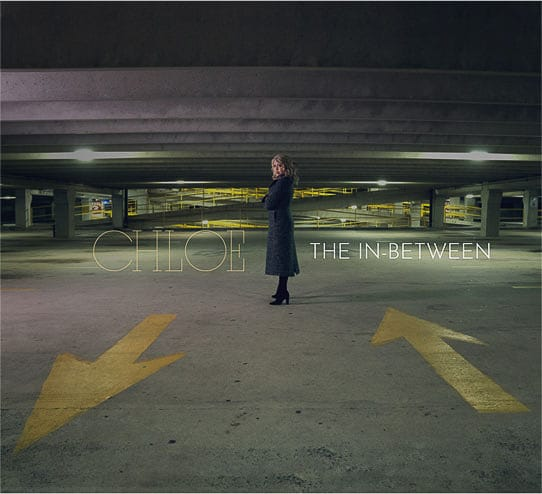Chloe Lowrey has recorded a new album - The In-Between.