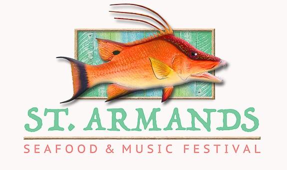 3rd Annual St. Armand's Seafood & Music Festival In Sarasota, FL