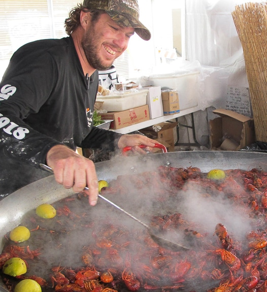There will be fresh seafood at the 3rd Annual St. Armand's Seafood & Music Festival