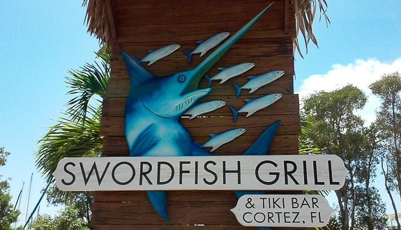The Swordfish Grill & Tki in Cortez, FL is having a Mother's Day event.