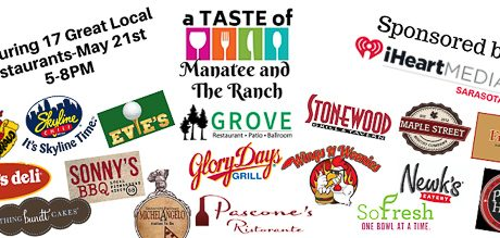 A Taste of Manatee and The Ranch at the Grove Ballroom in Lakewood Ranch