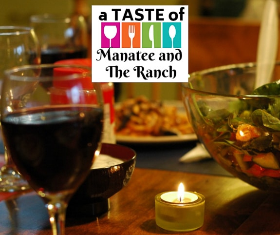 """A Taste of Manatee and The Ranch"" is coming to the Grove Restaurant Ballroom in Lakewood Ranch, FL"