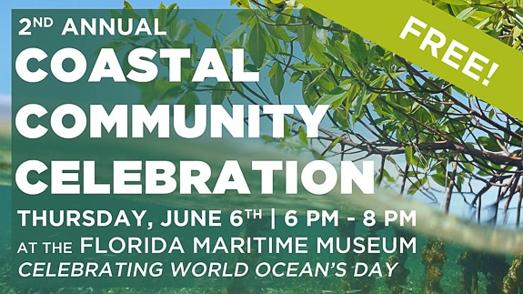 2nd Annual Coastal Community Celebration at Florida Maritime Museum in Cortez, FL