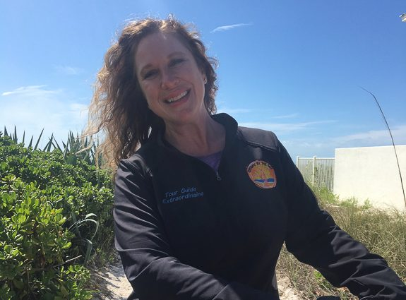 On Anna Maria Island, Meet Tour Guide Extraordinaire, Casey