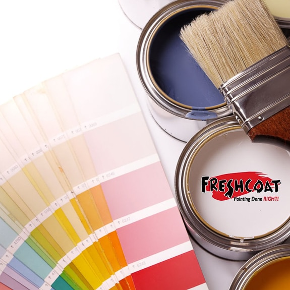 Fresh Coat Painters of Sarasota County has quality paint.
