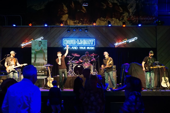 Great bands at Joyland in Bradenton, FL