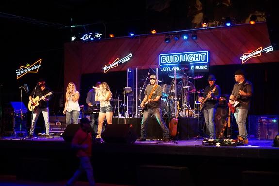 Joyland has live music and a huge dance floor in Bradenton, FL