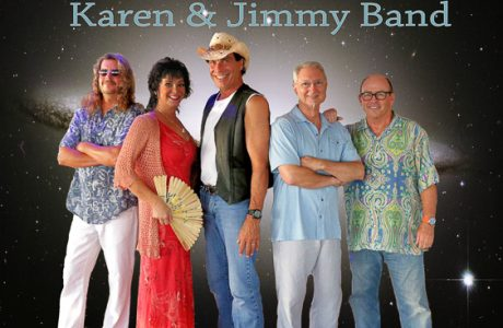 The Karen and Jimmy Band Plays On The Suncoast