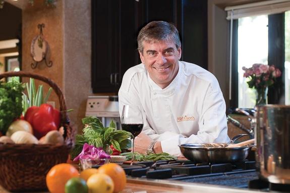 Chef Paul Mattison Hosts 5-Course Rombauer Vineyards Wine Dinner in Sarasota