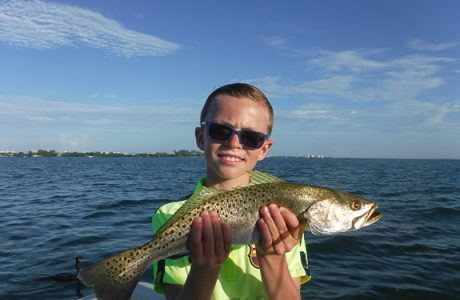 What is the best time of year to go fishing in Sarasota?