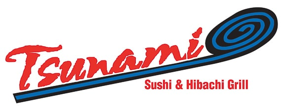Eating up a storm at Tsunami in Sarasota, FL