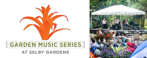 Garden Music Series – Ari and the Alibis at Selby Gardens in Sarasota, FL