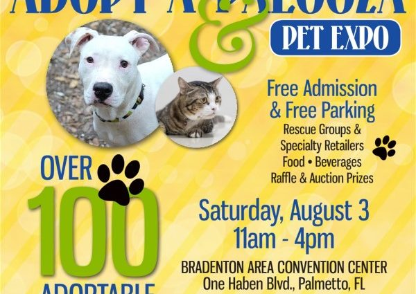 Bradenton Convention Center- Adopt A Palooza!