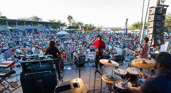 Line-Up Announced for the 2019 Bradenton Blues Festival