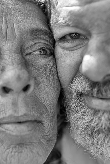 Allan Mestel takes photos of the homeless in Sarasota, FL