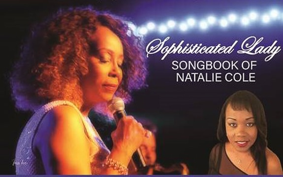 "Katt Hefner will present ""Sophisticated Lady: The Songbook of Natalie Cole"" in Bradenton, FL"