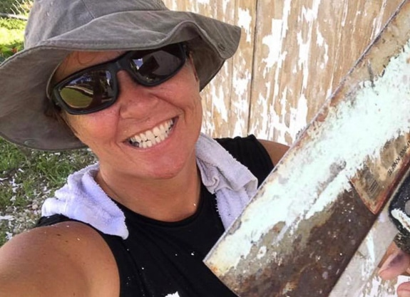 Lisa Larkin Painting LLC painting and pressure washing on the Suncoast of Florida