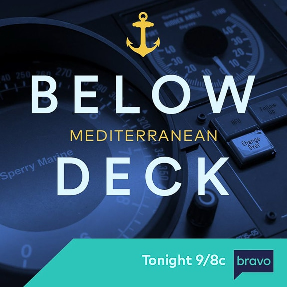 "Bravo's ""Below Deck"" is another favorite of the author's."