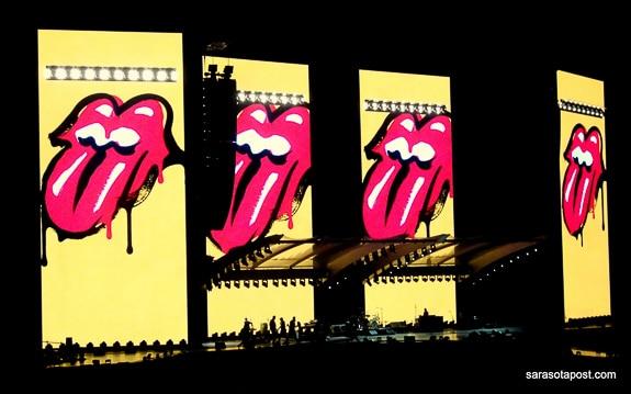 The Rolling Stones Rock Big in Jacksonville at TIAA Bank Field