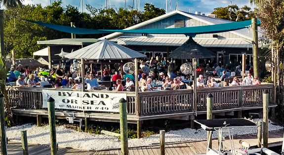 Big News from the Swordfish Grill & Tiki in Cortez, FL