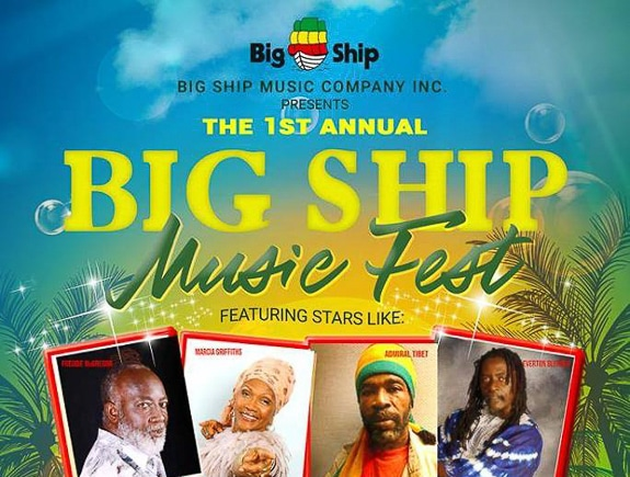 Big Ship Music Festival at Charlotte County Fair in Port Charlotte, FL
