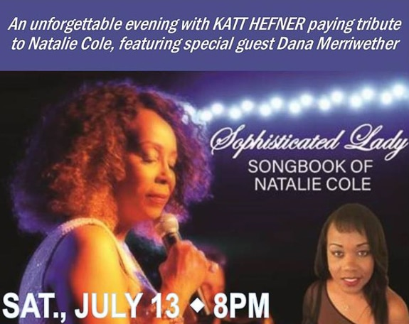 Sophisticated Lady: Songbook of Natalie Cole at Manatee Performing Arts Center in Bradenton, FL