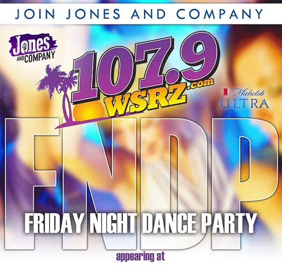 July Friday Night Dance Party at 10th Street Live in Palmetto, FL